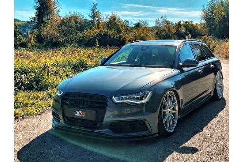 Tieferlegungsmodul für Audi A6 4G Avant - GG2 Fahrzeugtechnik