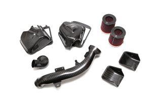 3D Design High Flow Carbon-Intake für BMW F87 M2 Competition- GG2 Fahrzeugtechnik.