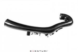 Eventuri Carbon Turbo-Rohr für Ansaugsystem für Mercedes Benz A35 AMG   CLA35 AMG und A250
