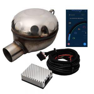 Active Sound Nachrüstsystem Mercedes Benz GLK X204