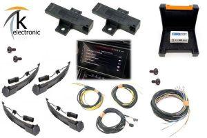 AUDI Q7 4M Keyless Go Entry Kessy Komfortschlüssel Nachrüstpaket