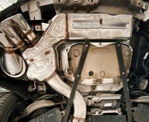 Active Sound Original Audi S6 4K Abgasanlage