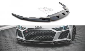 Front Diffusor / Front Splitter / Cup Schwert / Frontansatz V.1 für Audi R8 MK2 Facelift von Maxton Design