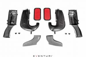 Eventuri Carbon Ansaugsystem für Mercedes W205 C63(S) AMG - Upgrade Turbos