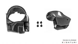Eventuri Carbon Upgrade-Kit auf V2 für BMW F8X M3 M4 Ansaugung