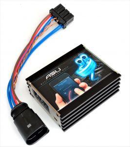 Active Sound Unit für BMW X5 50D G05 mit App Steuerung.