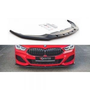 Front Diffusor / Front Splitter / Cup Schwert / Frontansatz V.1 für BMW 8er M850i G15 von Maxton Design