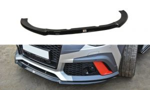 Front Diffusor / Front Splitter / Cup Schwert / Frontansatz V.2 für Audi RS6 C7 von Maxton Design