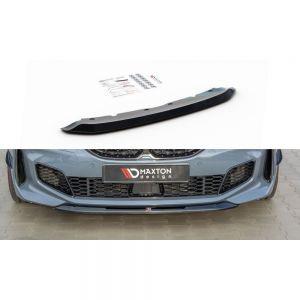 Front Diffusor / Front Splitter / Cup Schwert / Frontansatz V.2 für BMW 1er F40 M135i M-Paket von Maxton Design
