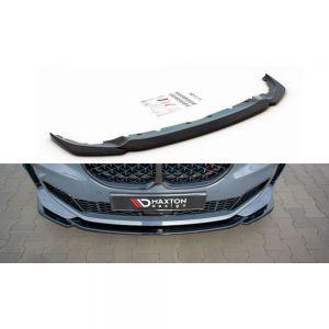 Front Diffusor / Front Splitter / Cup Schwert / Frontansatz V.3 für BMW 1er F40 M135i M-Paket von Maxton Design