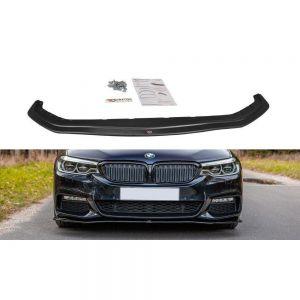 Front Diffusor / Front Splitter / Cup Schwert / Frontansatz V.2 für BMW 5er G30 / G31 M-Paket von Maxton Design