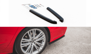 Seitliche Heck Diffusor Erweiterung für Audi A7 C8 S-Line von Maxton Design
