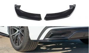 Seitliche Heck Diffusor Erweiterung für Audi Q8 S-line von Maxton Design