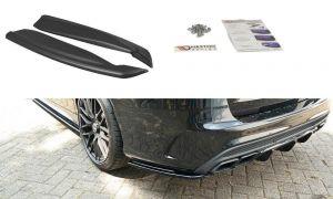 Seitliche Heck Diffusor Erweiterung für Mercedes C-Klasse S205 63 AMG T-Modell von Maxton Design