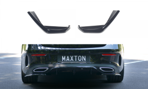 Seitliche Heck Diffusor Erweiterung für Mercedes Benz E-Klasse W213 Coupe (C238) AMG-Line von Maxton Design