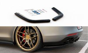 Seitliche Heck Diffusor Erweiterung Porsche Panamera Turbo / GTS 971 von Maxton Design