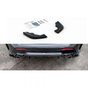 Seitliche Heck Diffusor Erweiterung für BMW 1er F40 M-Paket / M135i von Maxton Design
