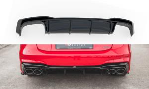 Heck Diffusor für Audi A7 C8 S-Line von Maxton Design