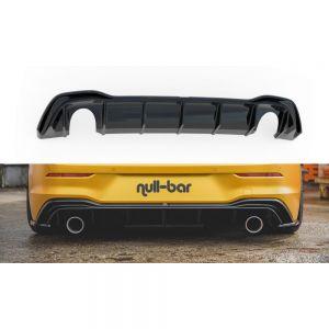 Heck Diffusor im Set mit Auspuff für VW Golf 8 für perfekten GTI Look von Maxton Design