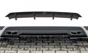 Heck Diffusor Erweiterung für Mercedes A45 AMG W176 von Maxton Design