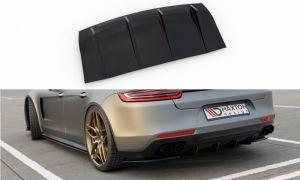 Heck Diffusor Erweiterung für Porsche Panamera Turbo / GTS 971 von Maxton Design