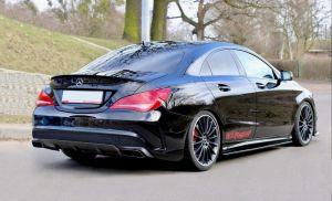 Spoiler Cap für Mercedes - Benz CLA von Maxton Design