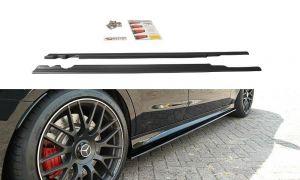 Seitenschweller Erweiterung für Mercedes C-Klasse S 205 63 AMG T-Model von Maxton Design
