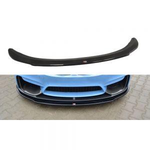 Front Diffusor / Front Splitter / Cup Schwert / Frontansatz für BMW M4 F82 M-performance von Maxton Design