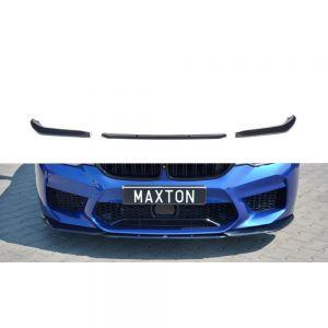Front Diffusor / Front Splitter / Cup Schwert / Frontansatz V.2 für BMW M5 F90 von Maxton Design