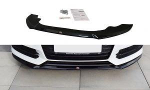 Front Diffusor / Front Splitter / Cup Schwert / Frontansatz V.1 für Audi S6 / A6 S-Line C7 von Maxton Design