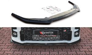 Front Diffusor / Front Splitter / Cup Schwert / Frontansatz V.1 für Toyota GR YARIS MK4 von Maxton Design