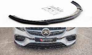 Front Diffusor / Front Splitter / Cup Schwert / Frontansatz V.2 für Mercedes E63 AMG S213/W213 von Maxton Design