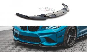 Front Diffusor / Front Splitter / Cup Schwert / Frontansatz V.3 für BMW M2 F87 von Maxton Design