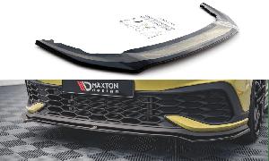 Front Diffusor / Front Splitter / Cup Schwert / Frontansatz V.3 für Volkswagen Golf 8 GTI Clubsport von Maxton Design