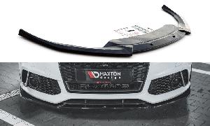 Front Diffusor / Front Splitter / Cup Schwert / Frontansatz V.4  für Audi RS6 C7 von Maxton Design