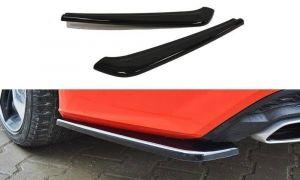 Seitliche Heck Diffusor Erweiterung für Audi A7 C7 FL S-Line von Maxton Design