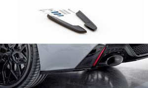 Seitliche Heck Diffusor Erweiterung für Audi RS6 C8 von Maxton Design