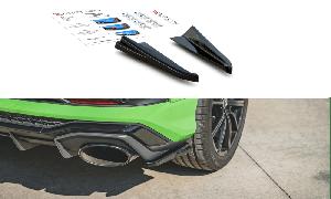 Seitliche Heck Diffusor Erweiterung für Audi RSQ3 F3 von Maxton Design
