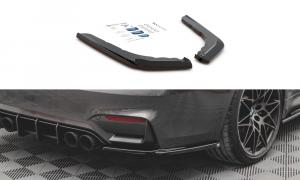 Seitliche Heck Diffusor Erweiterung V.1 für BMW M4 F82 von Maxton Design