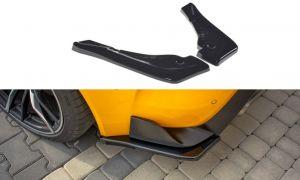 Seitliche Heck Diffusor Erweiterung V.1 für Toyota Supra MK5 von Maxton Design