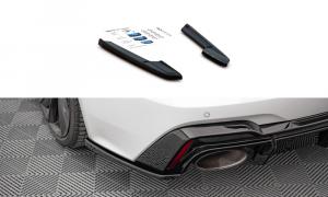 Seitliche Heck Diffusor Erweiterung für Audi RS7 C8 von Maxton Design