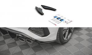 Seitliche Heck Diffusor Erweiterung V.2 für Audi S3 8Y von Maxton Design