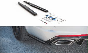 Seitliche Heck Diffusor Erweiterung für Skoda Octavia RS MK3 von Maxton Design