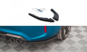 Seitliche Heck Diffusor Erweiterung V.3 für BMW M2 F87 von Maxton Design