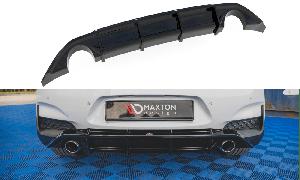 Heck Diffusor Erweiterung für Hyundai I30 N MK3 Hatchback von Maxton Design