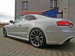 Seitenschweller Erweiterung für Audi RS5 8T / 8T FL von Maxton Design