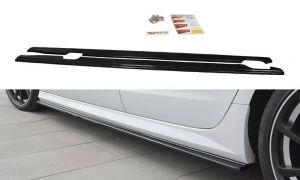 Seitenschweller Erweiterung Audi A6 / S6 S-Line C7 FL von Maxton Design
