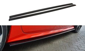 Seitenschweller Erweiterung für Audi A7 C7 FL S- line von Maxton Design