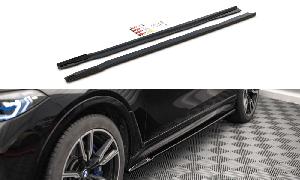 Seitenschweller Erweiterung für BMW X7 M G07 von Maxton Design