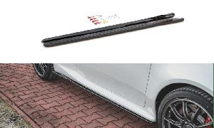 Seitenschweller Erweiterung V.1 für Toyota Supra MK5 von Maxton Design